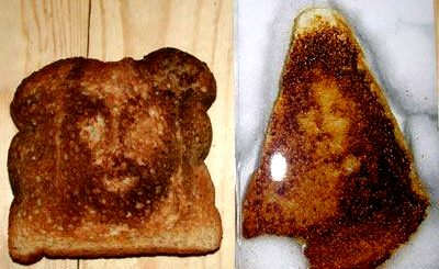 Jesus Christ Toast + Virgin Mary Grilled Cheese photo