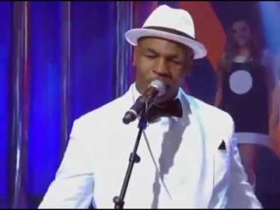 Tyson-singing